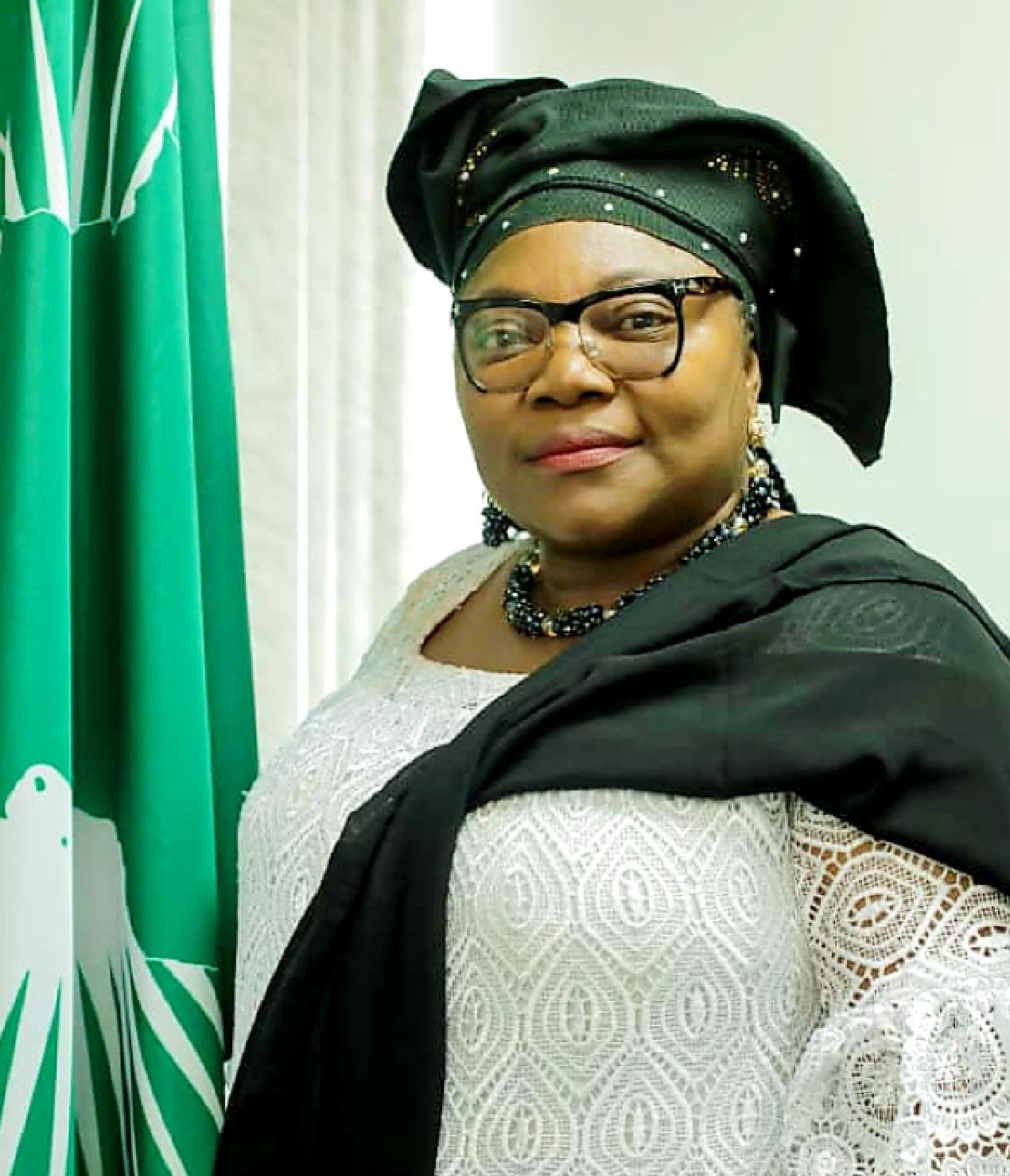 H.E. Prof Sarah Anyang-Agbor