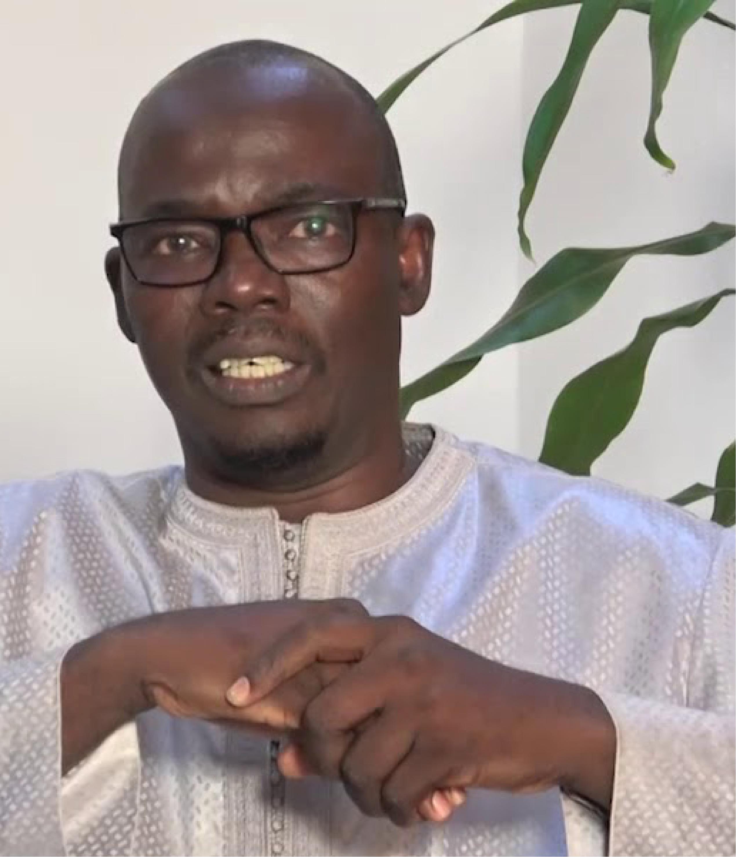 Prof. El Hadji Bamba DIAW