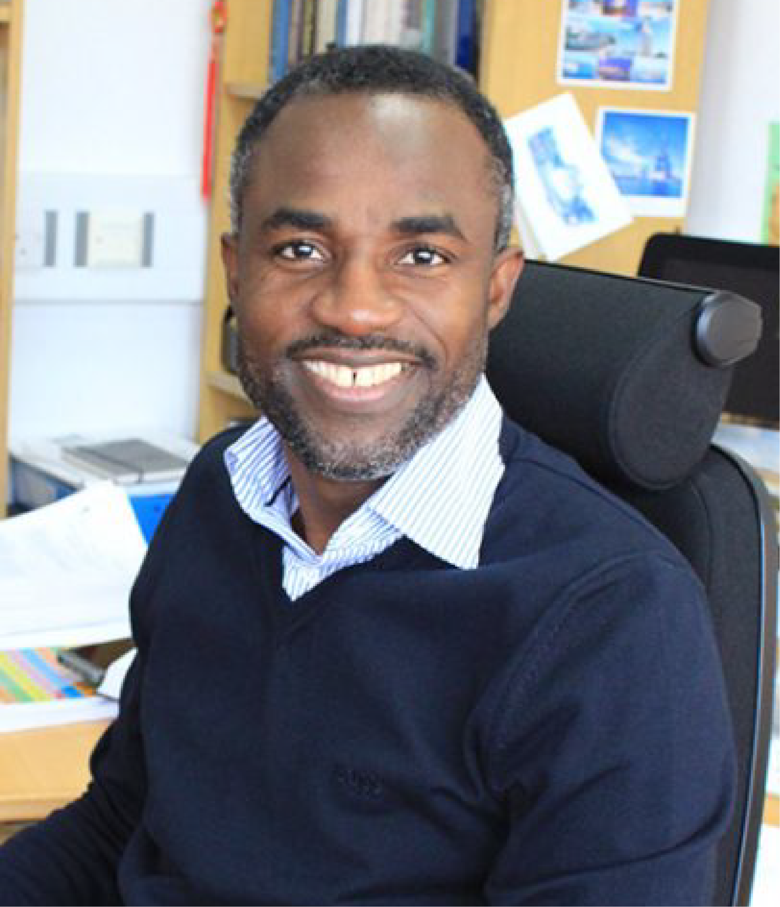 Dr Paschal Anosike